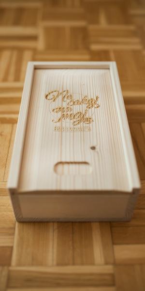pakiranje poročnih fotografij
