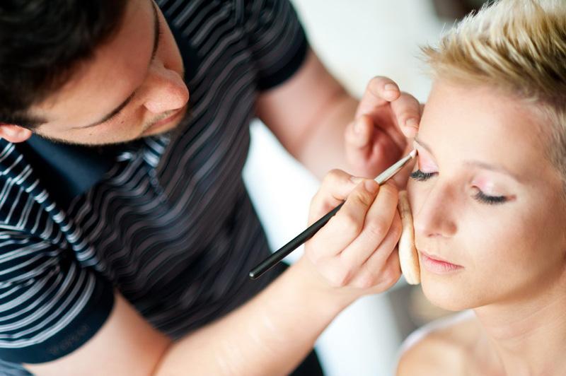porocna fotografija makeup
