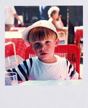 me at age 4 - poročni fotograf