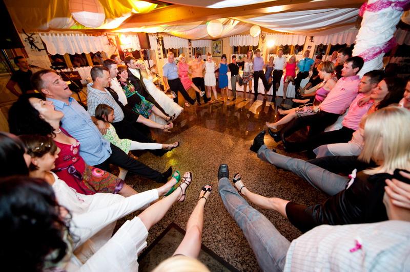poročna zabava ples