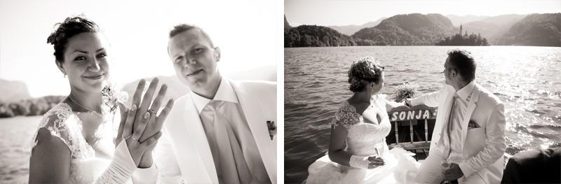 poročna fotografija blejski otok