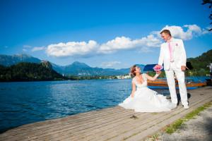 poročni fotograf bled