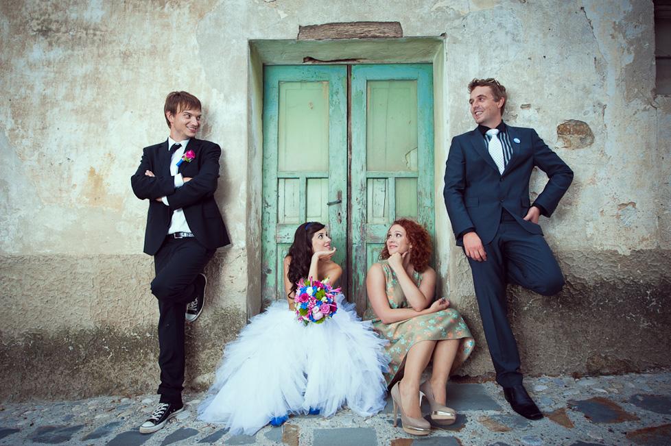 Poroka v Goriških Brdih