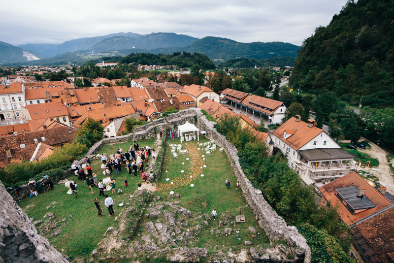 Poroka Mali Grad Kamnik